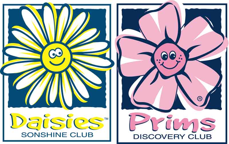 Missionette Daisies and Prims